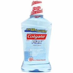 ENXAGUANTE BUCAL COLGATE SOFT MINT 500 ML
