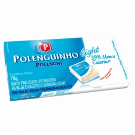 POLENGUINHO POCKET LIGHT COM 8 UNIDADES