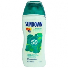 BLOQUEADOR FPS 50 SUNDOWN 120ML