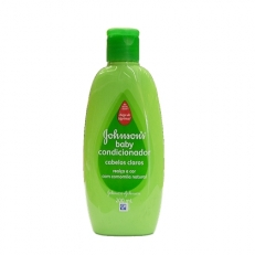 CONDICIONADOR JOHNSONS P/CABELOS CLAROS 200ML