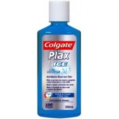 ENXAGUANTE BUCAL COLGATE PLAX ICE 250ML