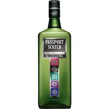 WHISKY PASSAPORT 1LT