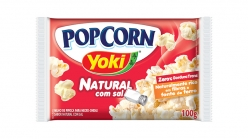 POP CORN YOKI NATURAL CSAL 100GRS
