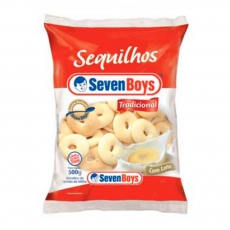 SEQUILHOS SEVEN BOYS 500G