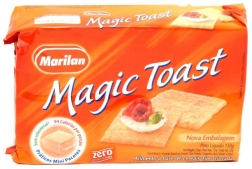 BISCOITO MARILAN MAGIC TOAST ORIGINAL 150G