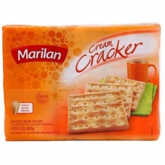 BISCOITO MARILAN CREAM CRACKER 400G