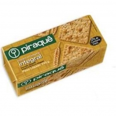 BISCOITO PIRAQUE CREAM CRACKER INTEGRAL 240G