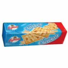 BISCOITO AYMORE CREAM CRACKER 200G