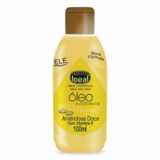 OLEO DE AMENDOAS 100ML
