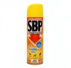 INSETICIDA SBP MULTIINSETICIDA OLEO DE CITRONELA 300ML