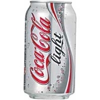 COCA COLA LIGHT 350ML LT