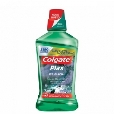ENXAGUANTE BUCAL COLGATE ICE GLACIAL 500 ML