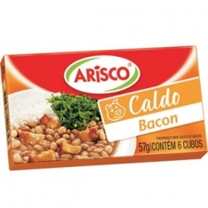 CALDO ARISCO BACON 57G