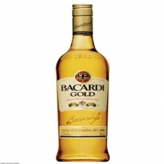 BACARDI OURO 980ML