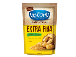 BATATA PALHA VISCONTI NATURAL EXTRA FINA 120G
