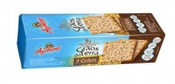 BISCOITO AYMORE CEREAL MIX  INTEGRAL 185G