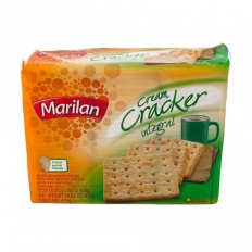 BISCOITO MARILAN CREAM CRACKER 420G INTEGRAL