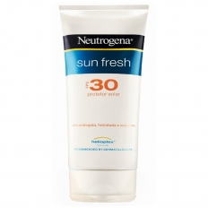 PROTETOR SOLAR NEUTROGENA SUN FRESH FPS30 200ML