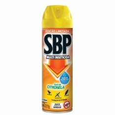 INSETICIDA SBP MULTI INSETICIDA 300 ML CITRONELA