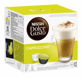 DOLCE GUSTO CAPPUCCINO 200G