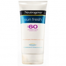 PROTETOR SOLAR NEUTROGENA SUN FRESH FPS60 200ML