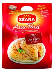 FILE DE PEITO ASSA FACIL SEARA 800G