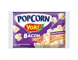 POP CORN YOKI BACON 100GRS