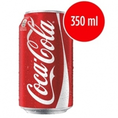 COCA COLA 350ML LT