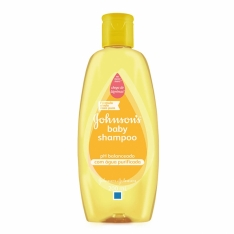 SHAMPOO INFANTIL JOHNSON COM AGUA PURIFICADA 200ML