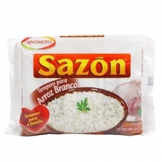 TEMPERO SAZON ARROZ BRANCO 60GRS