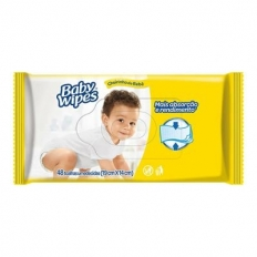 TOALHAS UMED. HUGGIES WIPES C/48