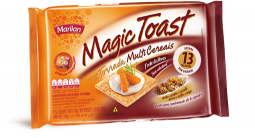 TORRADA MARILAN MAGIC TOAST MULTICEREAIS 150G