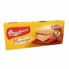 WAFER BAUDUCCO MORANGO